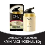Jual Olay Anti Aging Pelembab Total Effects Day Cream Normal 7 In 1 50Gr Termurah