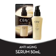 Katalog Olay Anti Aging Pelembab Total Effects Serum 7 In 1 50Ml Terbaru