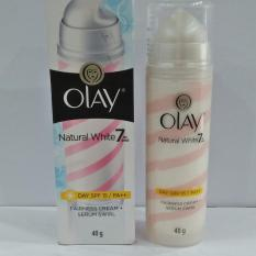 Olay Natural White 7in1 Day SPF 15 40g