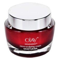 Review Olay Regenerist Micro Sculpting Cream Fragrance Terbaru