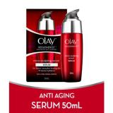 Review Olay Serum Regenerist Micro Sculpting 50 Ml Original Guarantee Serum Anti Aging Olay