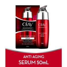 Spesifikasi Olay Serum Regenerist Micro Sculpting 50 Ml Original Guarantee Serum Anti Aging Bagus