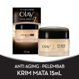 Promo Olay Total Effects 7 In One Anti Ageing Eye Cream 15Ml Murah