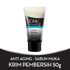 Olay Total Effects 7 in One Cream Cleanser - 50gr
