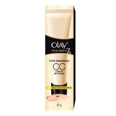 Harga Olay Total Effects Pore Minimizing Cc Cream Light 50 Gr Terbaru