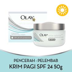 Olay Whitening – Pencerah White Radiance Intensive (Brightening) – 50gr