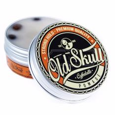 Jual Old Skull Oldskull Strong Hold Oilbased Pomade Coffee Latte 3 8Oz Murah