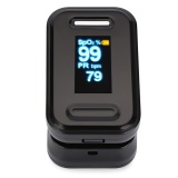 Oled Display Keluarga Digital Fingertip Pulse Oximeter Spo2 Monitor Denyut Jantung Intl Diskon Tiongkok