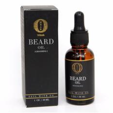 Spesifikasi Ombak Beard Oil Penumbunh Jambang Jenggot Kumis 30Ml Ombak Terbaru