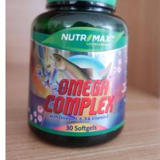 Jual Nutrimax Omega Complex 8In1 Import