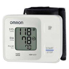 Omron HEM 6121 / HEM-6121 - Tensimeter Digital Pergelangan Tangan