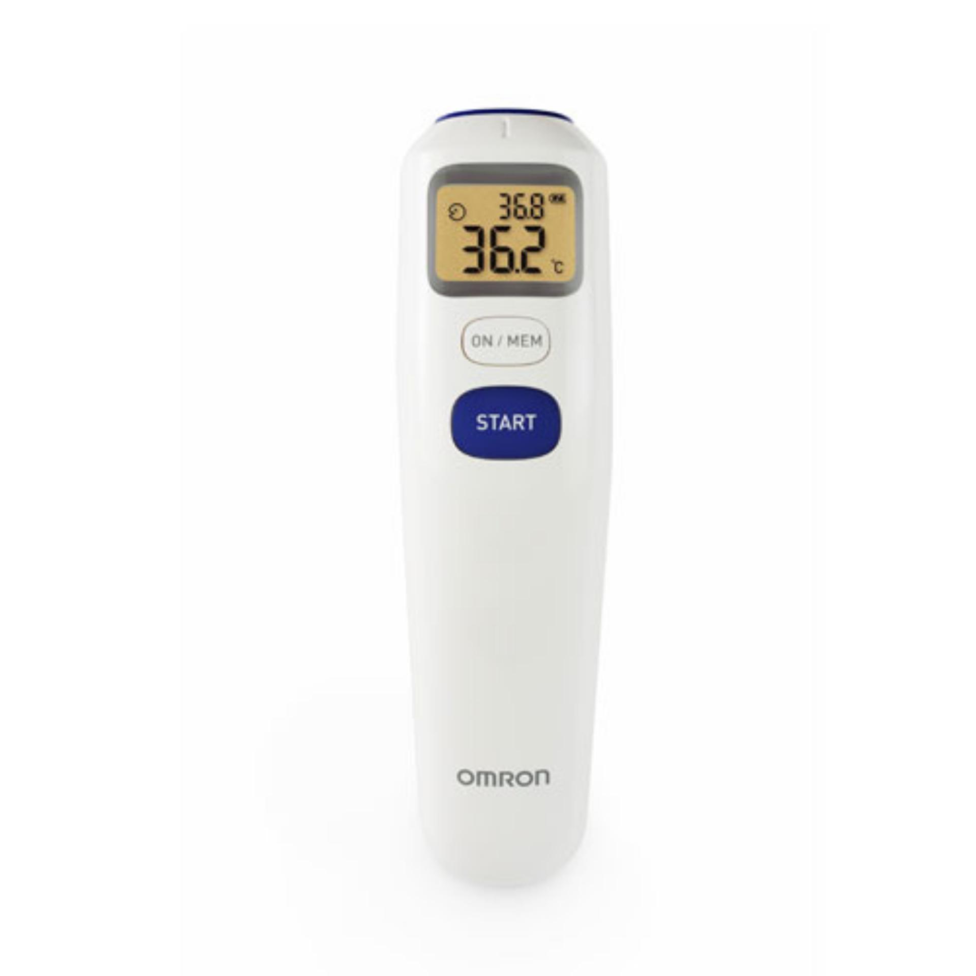PENAWARAN PROMO Termometer digital infrared dahi (tanpa sentuh) dan ... 81ccff5b56
