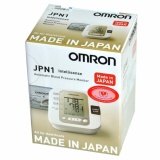 Jual Omron Jpn1 Intellissense Digital Tensimeter Blood Pressure Satu Set