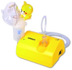 Review Toko Omron Nebulizer Limited Kids Edition Ne C801Kd Kuning Online