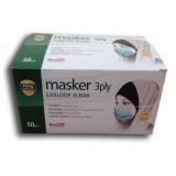 Diskon Produk Onemed Masker Jilbab