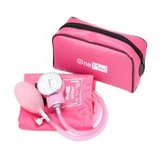Review Onemed Tensimeter Aneroid Pink