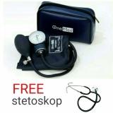 Toko Onemed Tensimeter Jarum Tensi 200 Free Stetoskop Terlengkap Jawa Timur