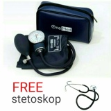 Toko Onemed Tensimeter Jarum Tensi 200 Free Stetoskop Online Terpercaya