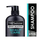 Diskon Online Original Official Tresemme Sale 50 Off New Scalp Care Shampoo 670Ml Branded