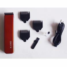 Harga Nova Alat Cukur Pencukur Kumis Jenggot Dan Rambut Multifungsi Nova Professional Trimmer Ox 216 Rechargeble Dan Spesifikasinya