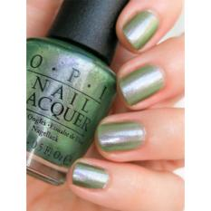 OPI Coca Cola-Visions of Georgia Green Nail Polish
