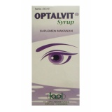 Ulasan Lengkap Delin Store Optalvit Syrup 1 Botol