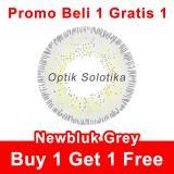 Review Optik Solotika Softlens Newbluk Grey Buy 1 Get 1 Free Gratis Lenscase Terbaru