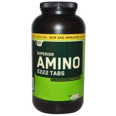 Jual Optimum Nutrition Amino 2222 Eceran 100 Tabs Indonesia