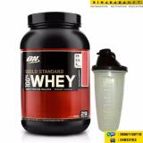 Jual Optimum Nutrition Gold Standard Whey Protein 2Lbs Strawberry Original