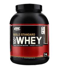 Optimum Nutrition Gold Standard Whey Protein 5lbs BPOM Rasa Coklat