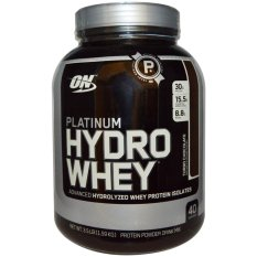 Optimum Nutrition Hydro Whey Chocolate 3 5 Lbs Diskon Akhir Tahun