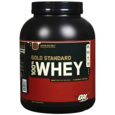 Promo Optimum Nutrition On Gold Standard Whey Protein 5Lbs Chocolate Malt Di Indonesia