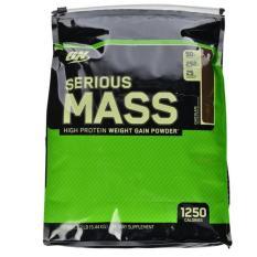 Spesifikasi Optimum Nutrition On Serious Mass Gainer Chocolate 12 Lb Yang Bagus
