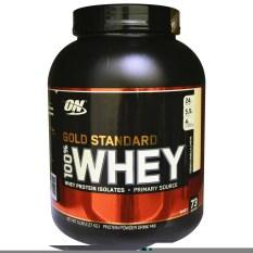 Optimum Nutrition Whey Gold Standard 100% 5 Lbs - Strawberry