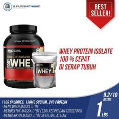 Optimum Nutrition Whey Gold Standard Eceran 1lbs