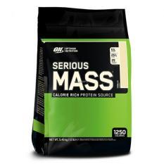 Toko Optimum Nutrution Serious Mass Gainer Vanilla 12 Lb 6Kg Yang Bisa Kredit