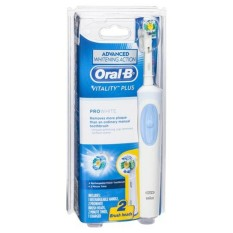Harga Oral B Vitality Plus Pro White Rechargeable Toothbrush Oral B Baru