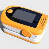 Toko Jual Orange Rpo 8B6 Warna Oled Jari Pulse Oximeter Dengan Audio Alarm Suara Pulse Denyut Nadi Dan Spo2 Monitor Ce Fda