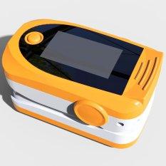 Harga Orange Rpo 8B6 Warna Oled Jari Pulse Oximeter Dengan Audio Alarm Suara Pulse Denyut Nadi Dan Spo2 Monitor Ce Fda Termurah