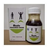 Harga Ori Herbal Madu Gemuk Obat Penggemuk Badan Satu Set