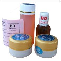 Harga Hemat Original Cream Bd Baby Pink Bandung 1 Paket Berhologram