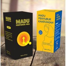 Beli Original Paket Madu Penyubur Kandungan Suami Istri Kredit Indonesia