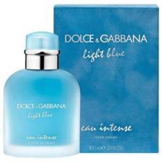 Original Parfum Dolce Gabbana Light Blue Intense Men 100Ml Edp