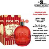 Dimana Beli Original Parfum Jeanne Arthes Boum Vanille Edp 100Ml Jeanne Arthes