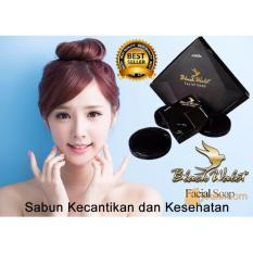Ulasan Original Sabun Herbal Black Walet Penghilang Jerawat Pemutih Wajah
