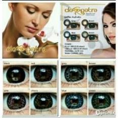 ORIGINAL - Softlens CLEOPATRA/ Soft Lens CLEO PATRA KADAR AIR 55% DIAMETER 16