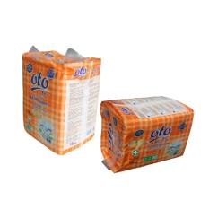 Oto Adult Diapers Cool & Comfortable Popok Perekat Size M - 10 ( 2 Pack - 20 Pcs )