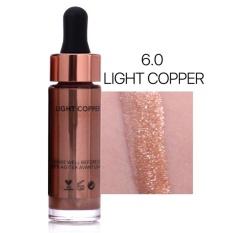 Harga 【Buy 1 Get 1 Freet】Otwoo Face Glow Illuminating Liquid Concealer Highlighter Make Up Cream 6 Intl Oem Asli