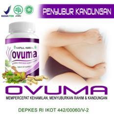 Spesifikasi Ovuma Obat Herbal Penyubur Kandungan Wanita Lengkap