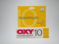 Beli Oxy 10 Acne Pimple Obat Jerawat 25Grm Untuk Jerawat Yang Susah Hilang Oxy Online